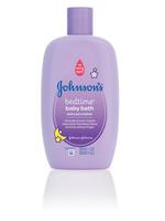 JOHNSON'S® BEDTIME® baby bath