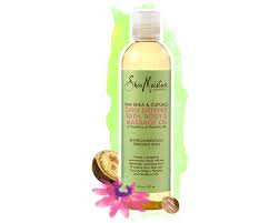 SheaMoisture Raw Shea & Cupuaçu Daily Defense Bath, Body & Massage Oil