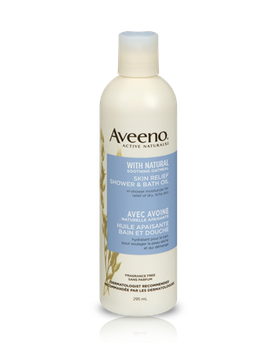 Aveeno® Active Naturals Skin Relief Shower and Bath Oil