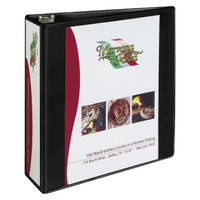 Avery Heavy-Duty NonStick View Capacity Binder with One Touch