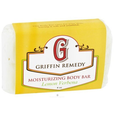 Griffin Remedy - Moisturizing Body Bar Lemon Verbena - 4 oz.
