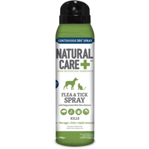 Natural Care 14 oz Flea and Tick Spray