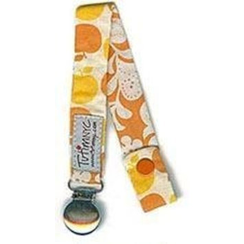 TutimNYC Paci Sitter Pacifier Clip Keeper - Fields of Honey