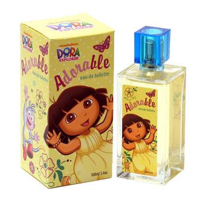 Dora Adorable Girls Dora The Explorer Adorable Eau De Toilette Spray 3.3 Oz