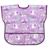 Purple Disney Princess Waterproof Junior Bib