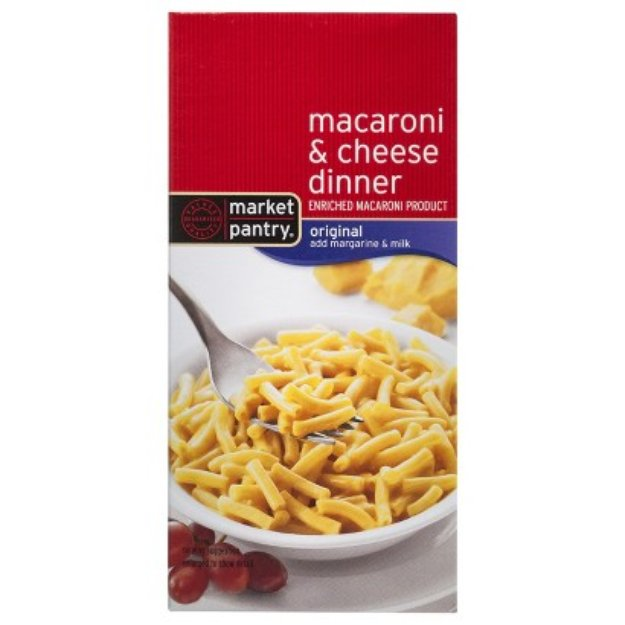 market pantry Market Pantry Macaroni & Cheese Dinner