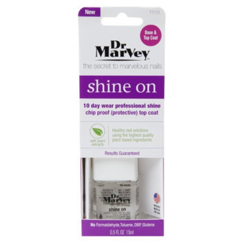 Dr MarVey Shine On