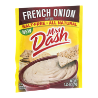 Mrs. Dash Dip Mix Salt-Free All Natural French Onion
