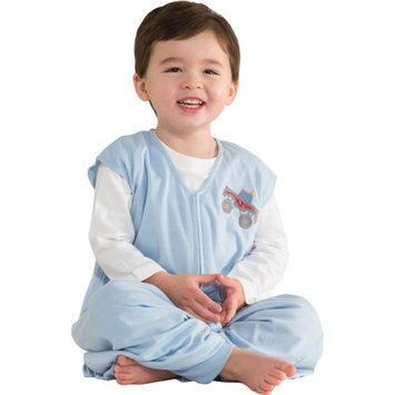 HALO Innovations, Inc. HALO SleepSack Big Kid's Blue Truck Lightweight Knit