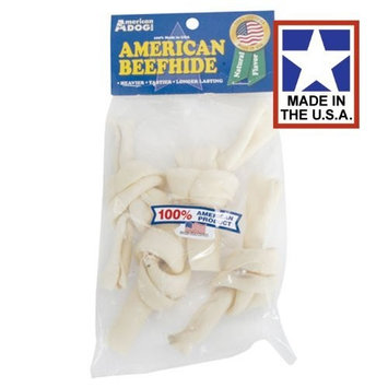 American Dog Knots Dog Treat (4-Pack)