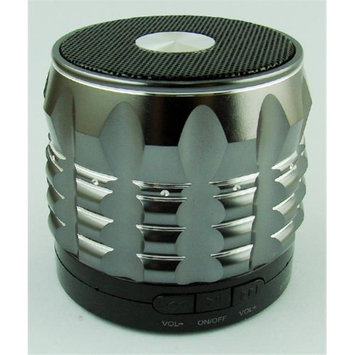 Global Product Solution BTS-SHTM Home Steel Bluetooth Titanium