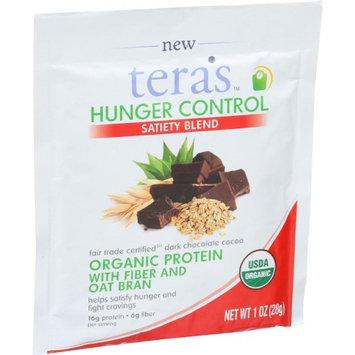 Teras Whey BPC1026048 Teras Hunger Control, Chocolate - 12x1 Oz