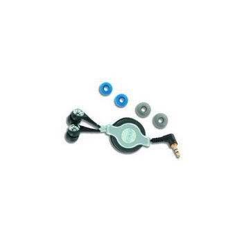ZipKord High Quality Retractable In-Ear iPhone Cell Stereo Headset - 950ieip