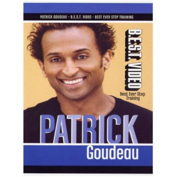 Bayview Entertainment Bayview PG01DVD B.E.S.T. Best Ever Step Training with Patrick Goudeau