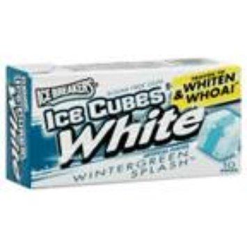 Icebreaker's Gum Ice Cubes White Wintergreen