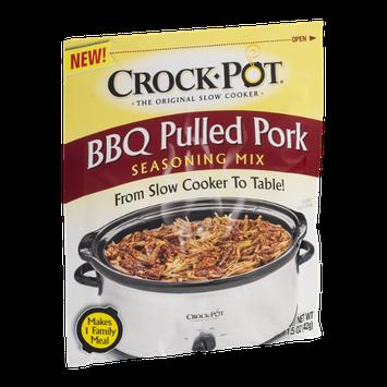 Crock-Pot BBQ Pulled Pork Seasoning Mix