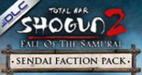 Creative Assembly Total War: SHOGUN 2 Fall of the Samurai Faction Sendai