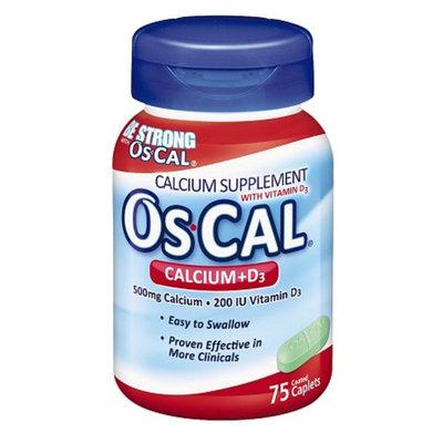 Os Cal Calcium 500mg with Vitamin D3 200iu