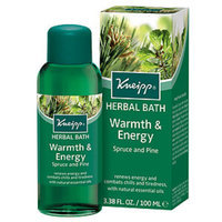Kneipp Warmth & Energy Spruce Herbal Bath