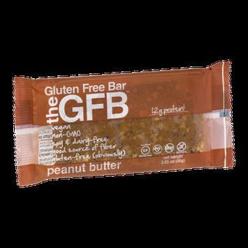 GFB The Gluten Free Bar Peanut Butter