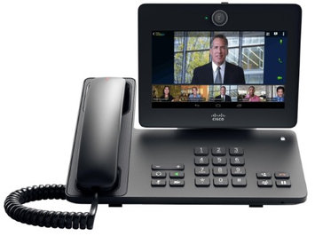 Cisco Dx650 Ip Phone - Wireless - Desktop - 1 X Total Line - Voip - Ieee 802.11a/b/g/n - Caller Id - Speakerphoneunified Communications Manager - 2 X Network [rj-45] - USB - Poe Ports (cp-dx650-k9-)