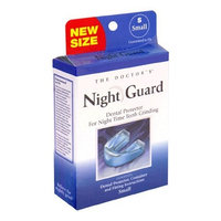 Dental Concepts The Doctor's NightGuard Dental Protector for Night Time Teeth Grinding, Small, 1 each