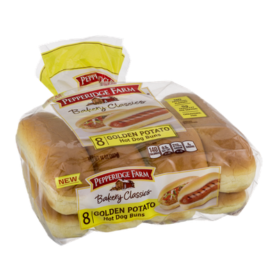Pepperidge Farm Bakery Classics Golden Potato Hot Dog Buns - 8 CT