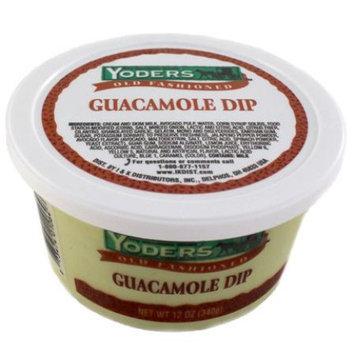 Yoders Yoder's Guacamole Dip 12 Oz
