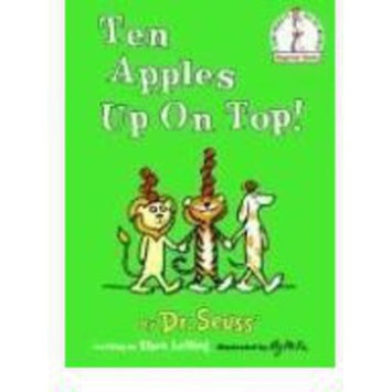 Ten Apples Up on Top! (Reissue) (Hardcover)