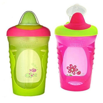 Tommee Tippee Sippy Cup 11oz - 9m (Pink/Purple)