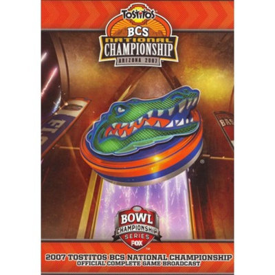 The 2007 BCS National Championship Official Complete Game Broadcast