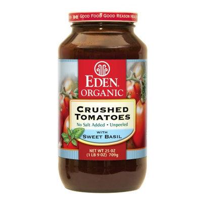Eden Foods BG12558 Eden Foods Crushed Tom-Bsl - 12x25OZ