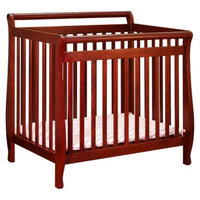 Athena Mikaila Mini Amy Crib - Cherry