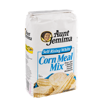 Aunt Jemima Corn Meal Mix Self-Rising White