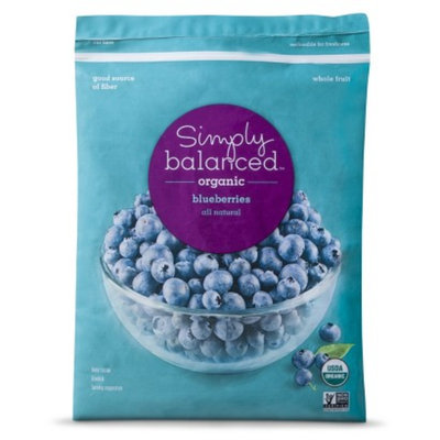 Simply Balanced Organic Culivated Blueberries 40oz.