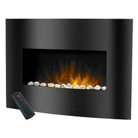 Prolectrix Balmoral Electric Fireplace Heater with Remote Model 80-44739