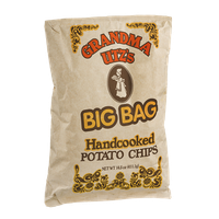 Grandma Utz's Big Bag Handcooked Potato Chips