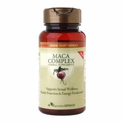 GNC Herbal Plus Maca Complex