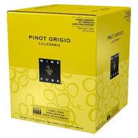Wine Cube Pinot Grigio California Wine 750 ml, 4 pk