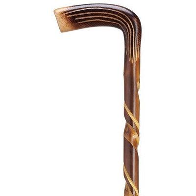 Harvy Unisex L Cane Natural Chestnut -Affordable Gift! Item #DHAR-9105700