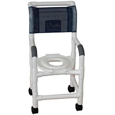 MJM International 115-3TW Pediatric Shower Chair 15 in.