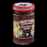Crofter's Premium Spread Strawberry Organic