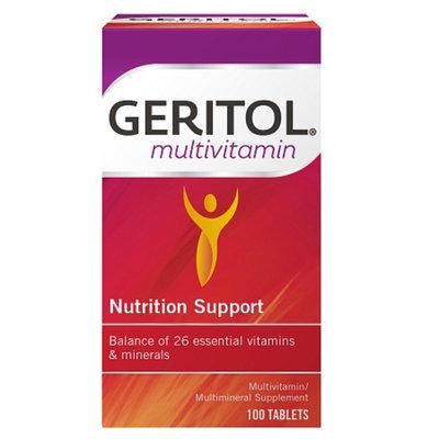 Geritol Complete Multivitamin Mineral Supplement