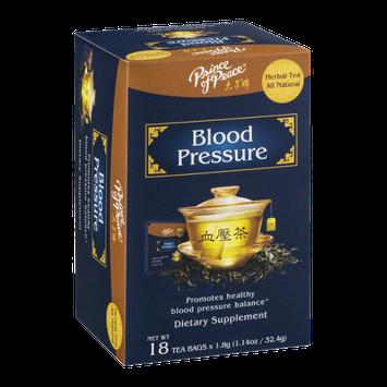 Prince of Peace Blood Pressure Tea Bags - 18 CT