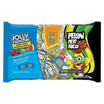 Hershey's Jolly Ranchers & Pelon Pelo Rico Hard Candy