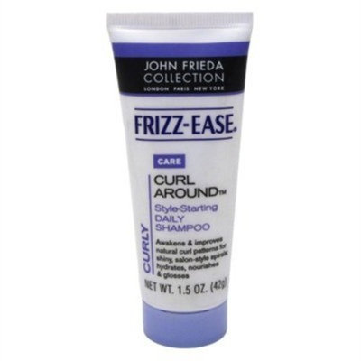 John Frieda® John Frieda Frizz-Ease Curl-Around Shampoo 1.5 oz. (Display of 12)