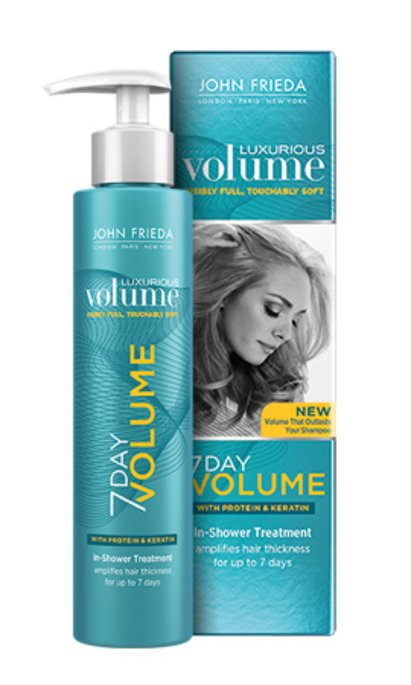 John Frieda® Luxurious Volume 7 Day Volume In-Shower Treatment