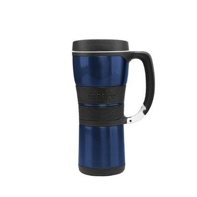 Contigo Extreme Stainless Steel Travel Mug with Handle (Vacuum Insulated) 16 ounce Black