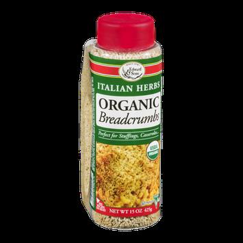 Edward & Sons Organic Breadcrumbs Italian Herbs