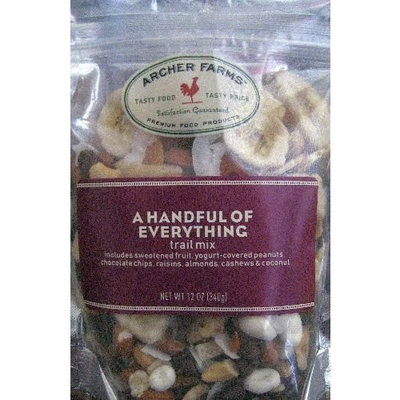 ARCHER FARMS Farms A Handful of Everything Trail Mix 12oz